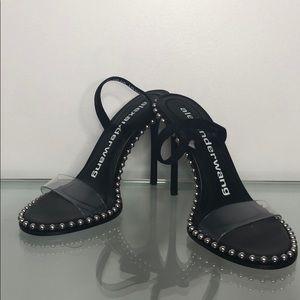 Alexander wang studded heels